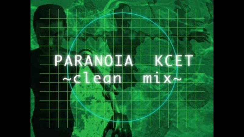 Illustration for article titled RedStripe Loved Trax: PARANOiA KCET