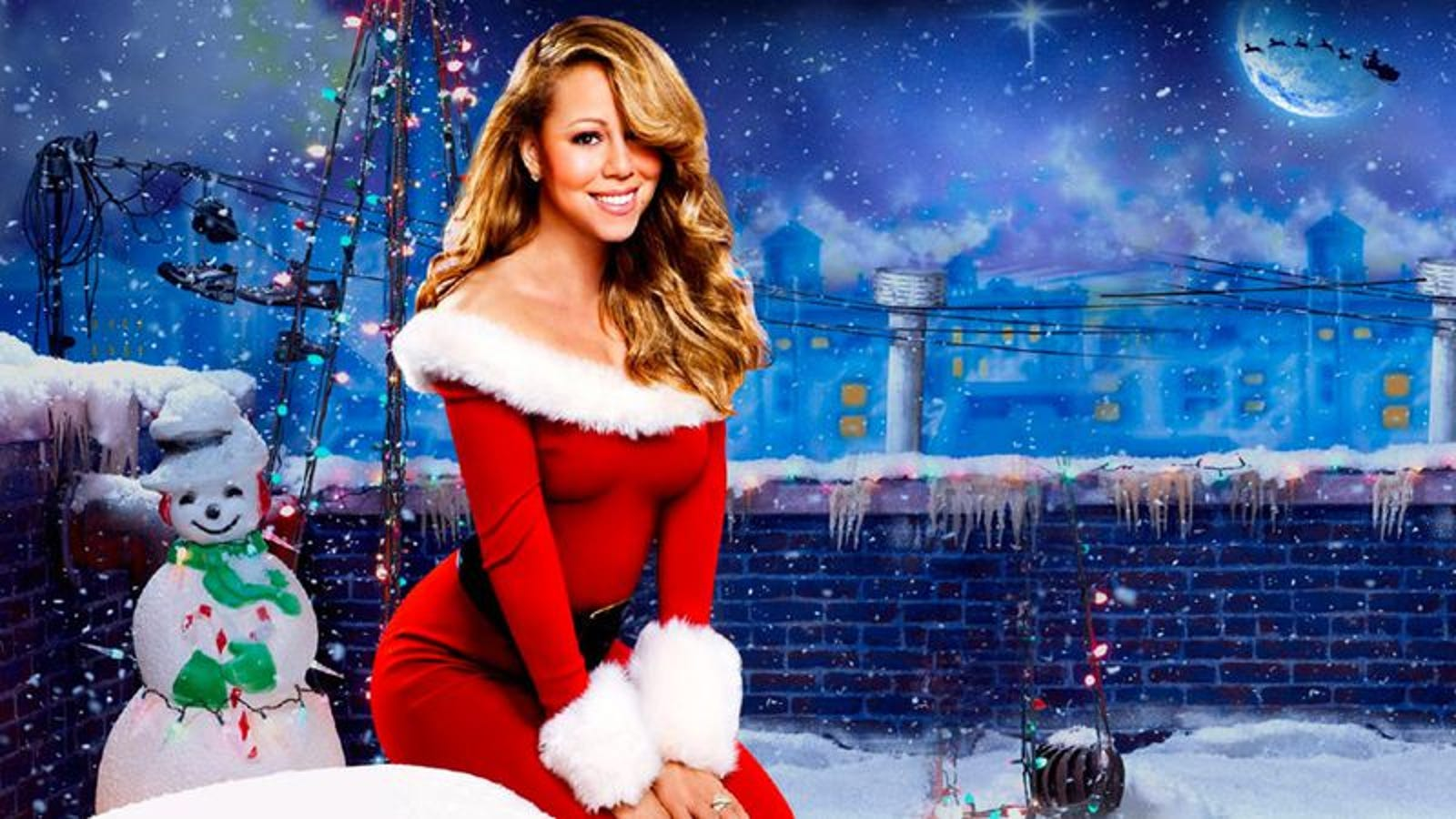 The Shins oust Mariah Carey from her mall-based Christmas music throne