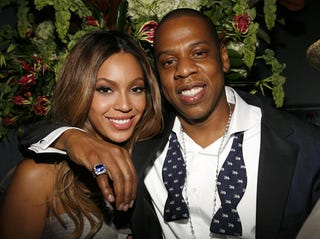 Illustration for article titled Beyoncé And Jay-Z Are Wed