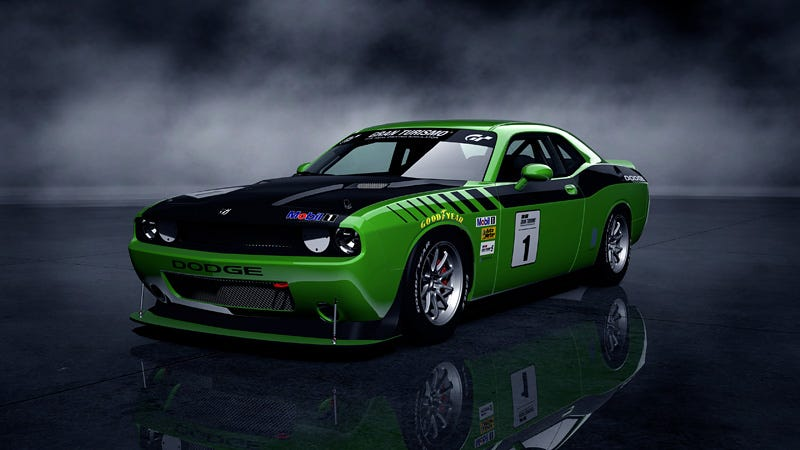 "Illustration for article titled Gran Turismo 5 ""Racing Car Pack"" DLC"