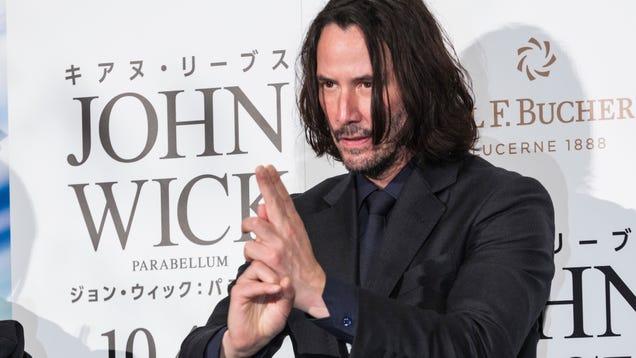Whoa! Keanu Reeves Is Writing Comic Books Now, Too