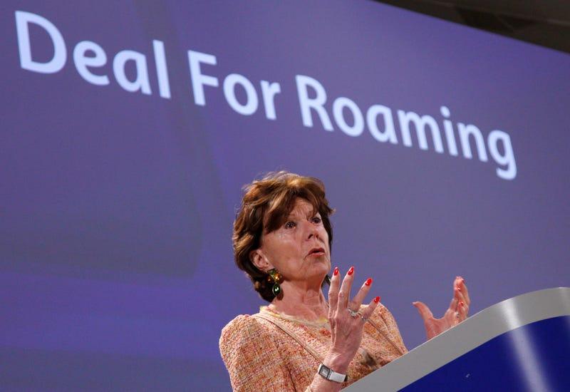 Illustration for article titled La UE quiere una Internet abierta y acabar con las tarifas de roaming