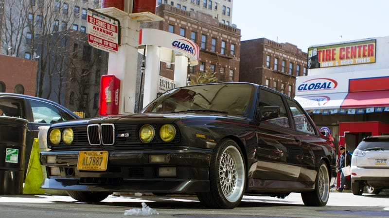 The Harpy Cry of Temptation Has No Name, But in a Tuned BMW E30 M3