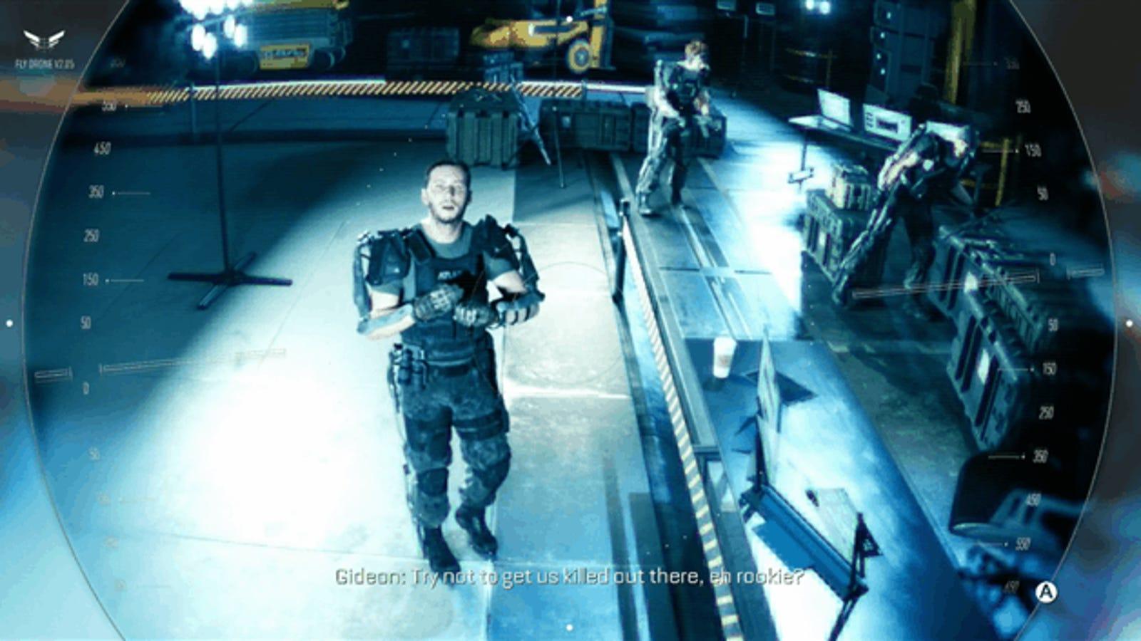 Call of Duty: Advanced Warfare comparado en PC vs PS4 vs Xbox One