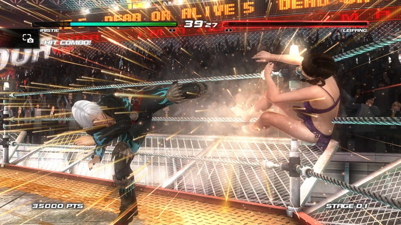 Illustration for article titled Dead Or Alive 5 Is Missing A Bunch Of Features On PC