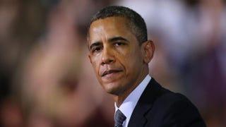 President Barack ObamaSpencer Platt/Getty Images