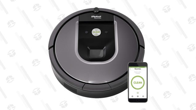 Spring Cleaning Is Light Work With This Heavily Discounted Roomba