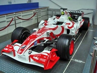 Modern Formula 1 Car For Sale Cheap