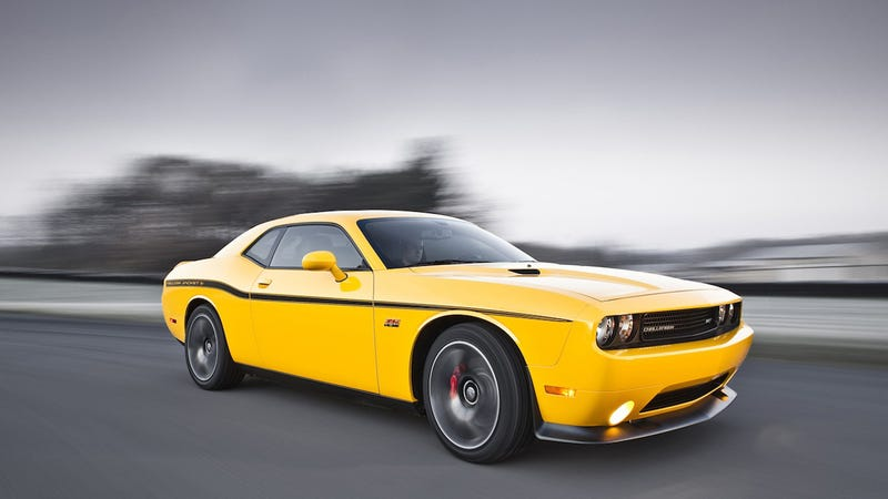 Dodge Brings Back Super Bee Charger Yellow Jacket Challenger