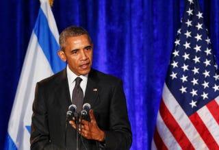 President Barack ObamaPool/Getty Images