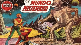 Illustration for article titled 20th Century Spanish Pulp Covers Are Possibly the Greatest in the World