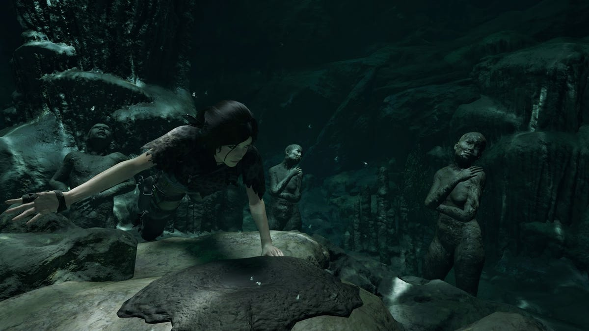 Shadow of the Tomb Raider: The Kotaku Review