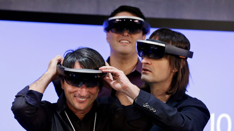 What Happened to the Amazing HoloLens Future We Were Promised?