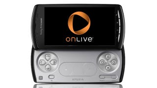 Illustration for article titled OnLive for Android Could Make the Xperia Play Worth a Damn