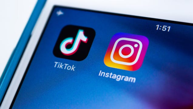 Think Twice Before Reposting Your TikTok to Instagram Reels