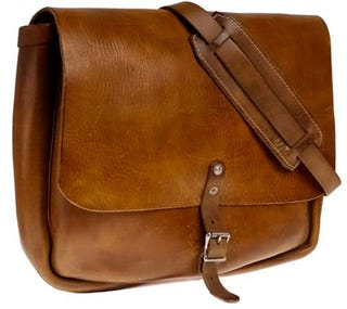 Illustration for article titled The Original Messenger Bag Might Still Be the Best