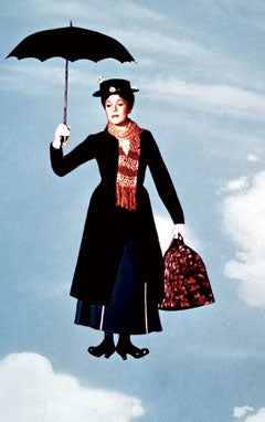 "Illustration for article titled ""Mary Poppins with her cool green core of sex has me enthralled forever."""