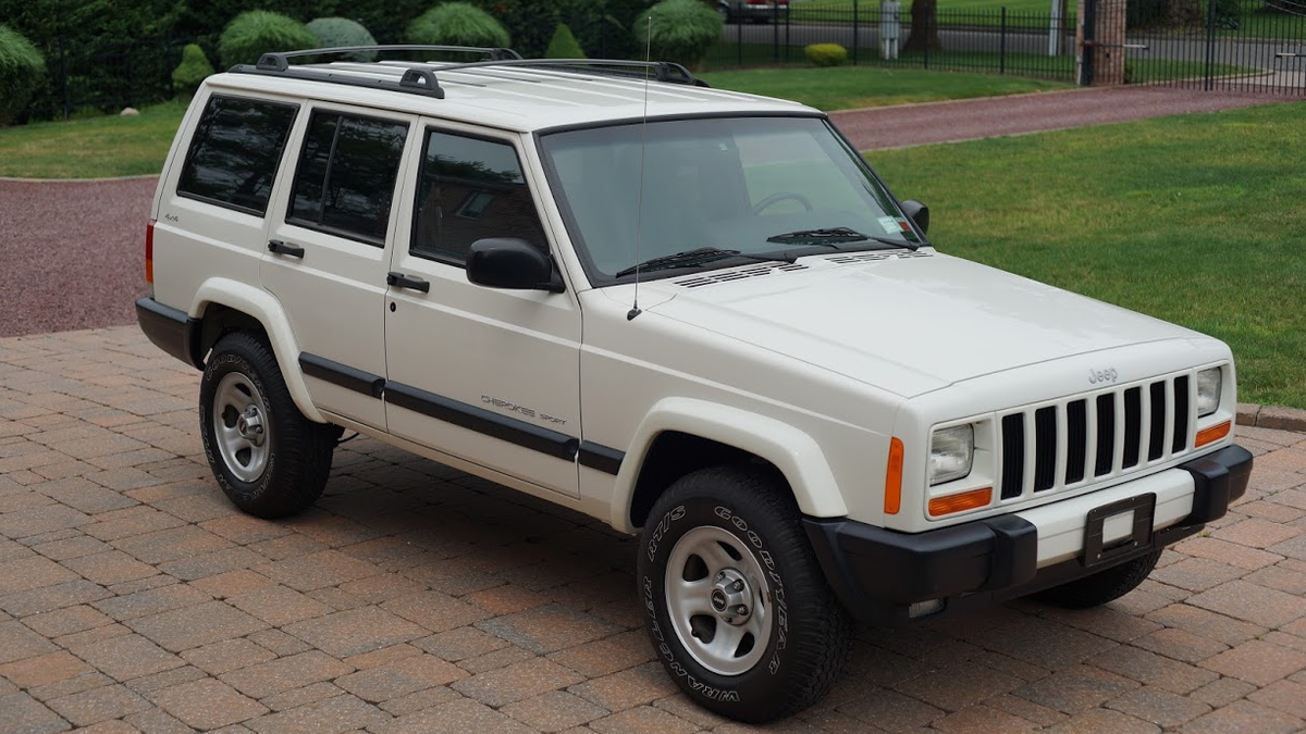 jeep cheorkee sale mileage s low cherokee for sport original current xj