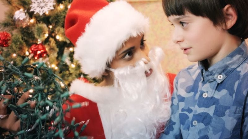 """""""If Santa Was A Jerk"""""""