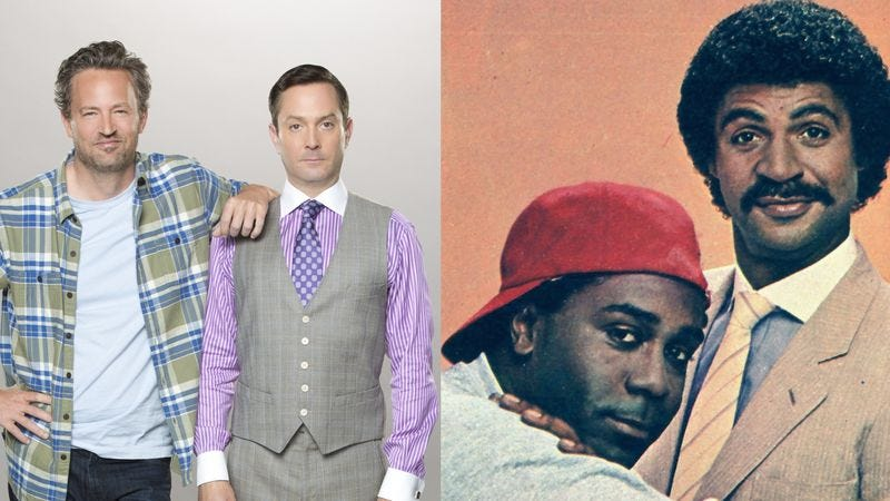 Illustration for article titled The new Odd Couple is not The New Odd Couple: 11 TV shows ripe for a reboot
