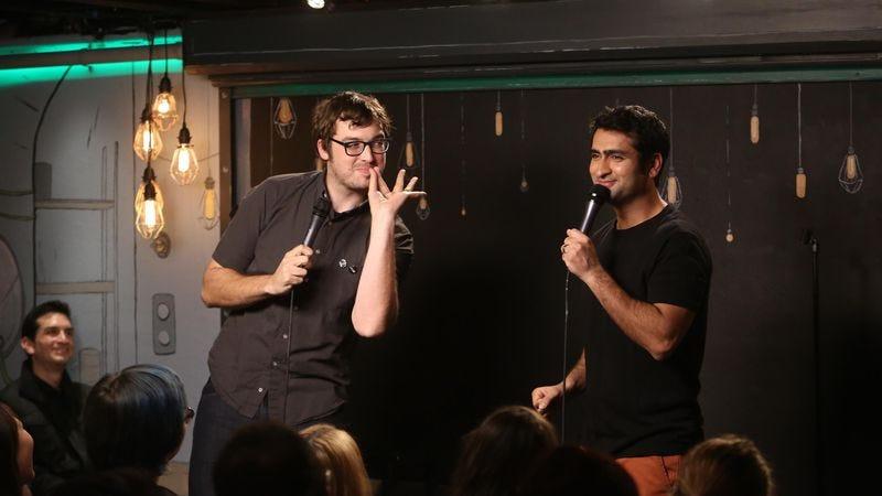 Jonah Ray, Kumail Nanjiani (Comedy Central)