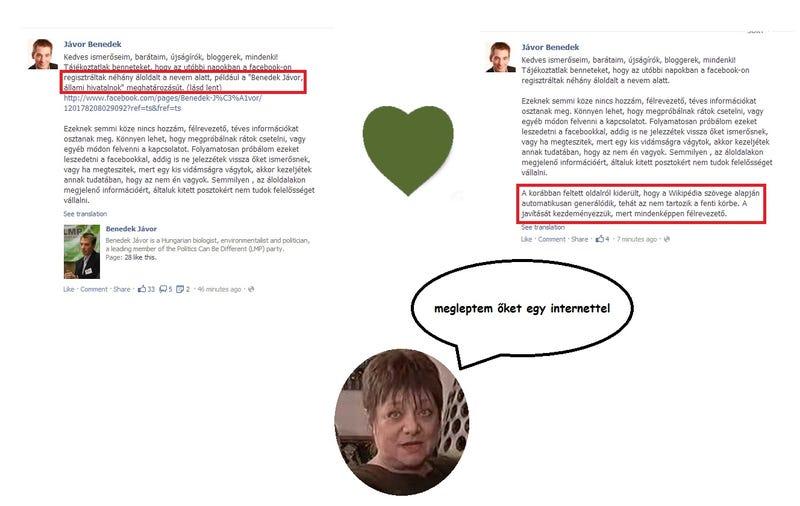 Illustration for article titled Az LMP leköszönő vezetőjét megzavarta a Facebook