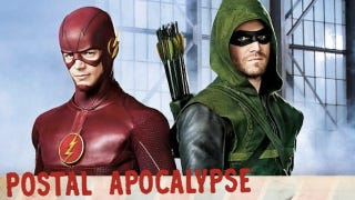 Illustration for article titled Are Green Arrow and The Flash the New Batman and Superman?