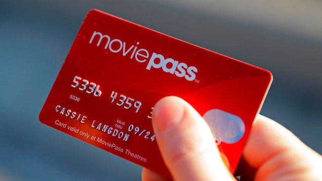 Who the Hell Is Behind the Zombie MoviePass Website?