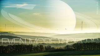 Illustration for article titled Humanity's next home may be a habitable moon outside the solar system