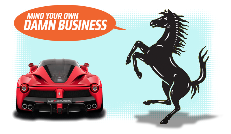Illustration for article titled The Whole World Of Ferrari Service Is Freaking Out Right Now