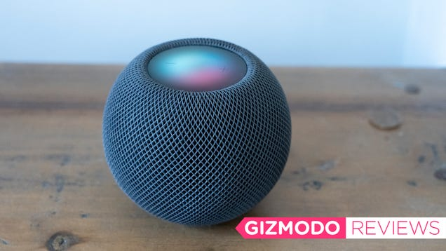 The HomePod Mini Is a Perfect Smart Home Overlord