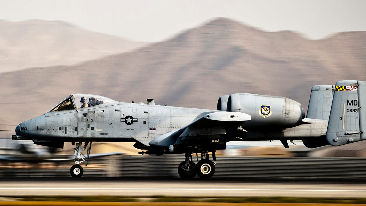 It's Time For America To Give Its Allies The A-10
