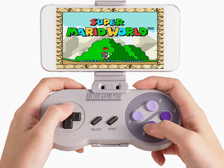 Illustration for article titled Play Your Favorite Games With The SNES30 Bluetooth Controller (20% Off)