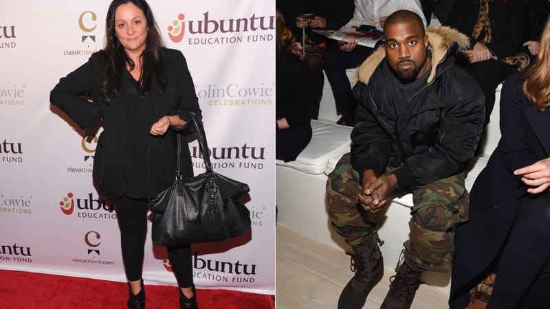 Illustration for article titled Kelly Cutrone Says Kanye West Is 'a Joke as a Fashion Designer'