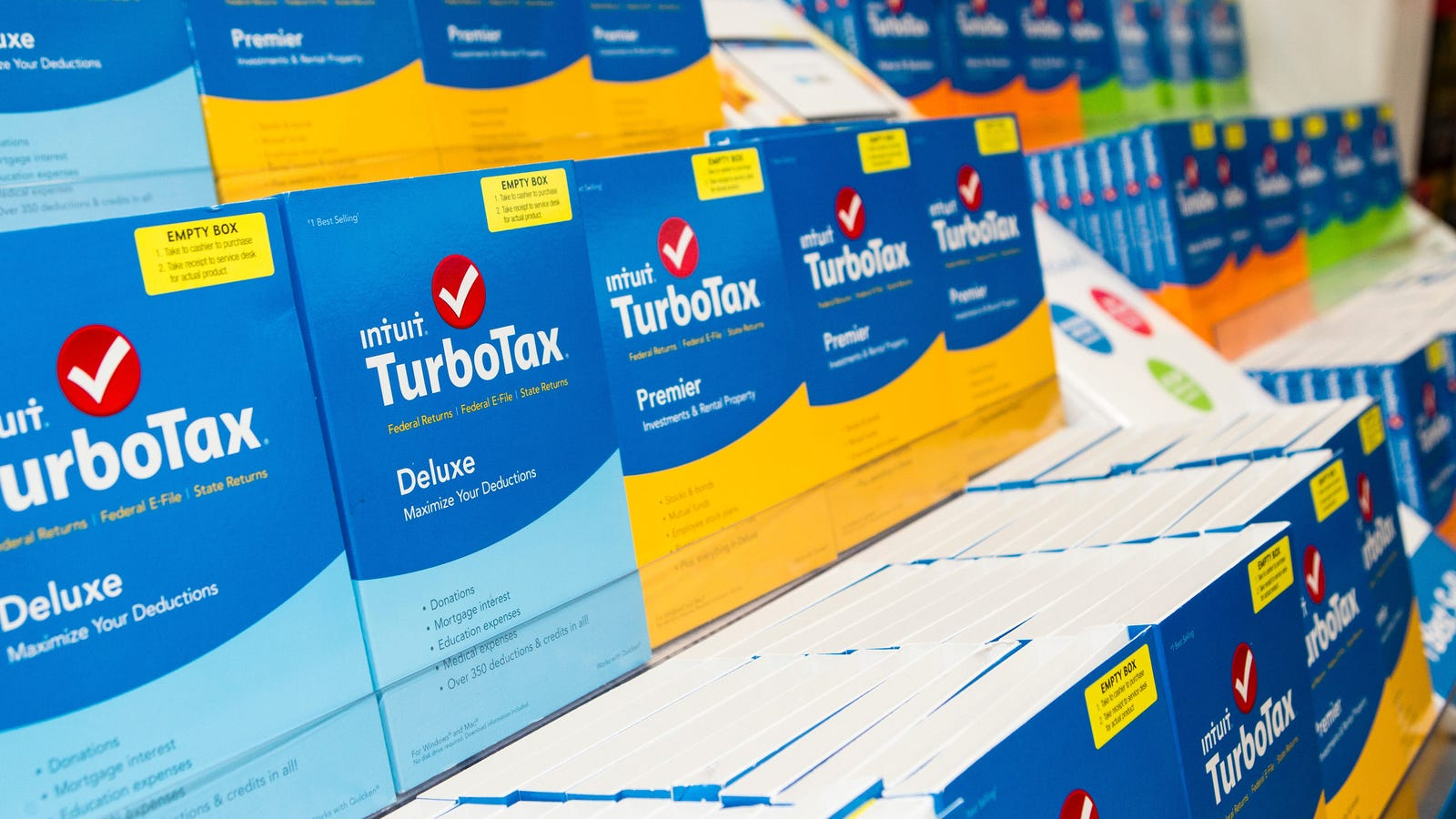 TurboTax Found a Depraved Way to Bump Profits After Tax Filing Process Was Simplified