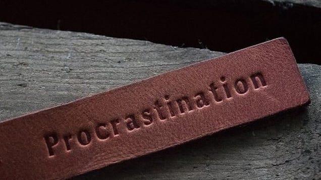 Build This Flowchart to Overcome Procrastination   Utter Buzz! 4e35124012