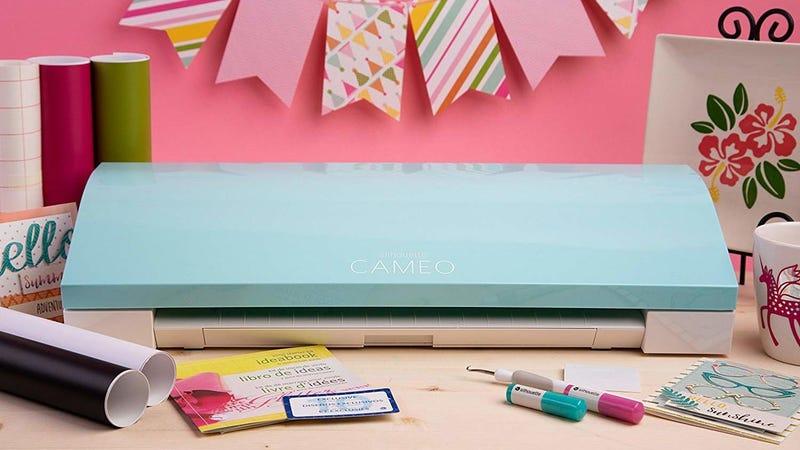 Silhouette Blue Cameo 3 Craft Bundle | $184 | Amazon