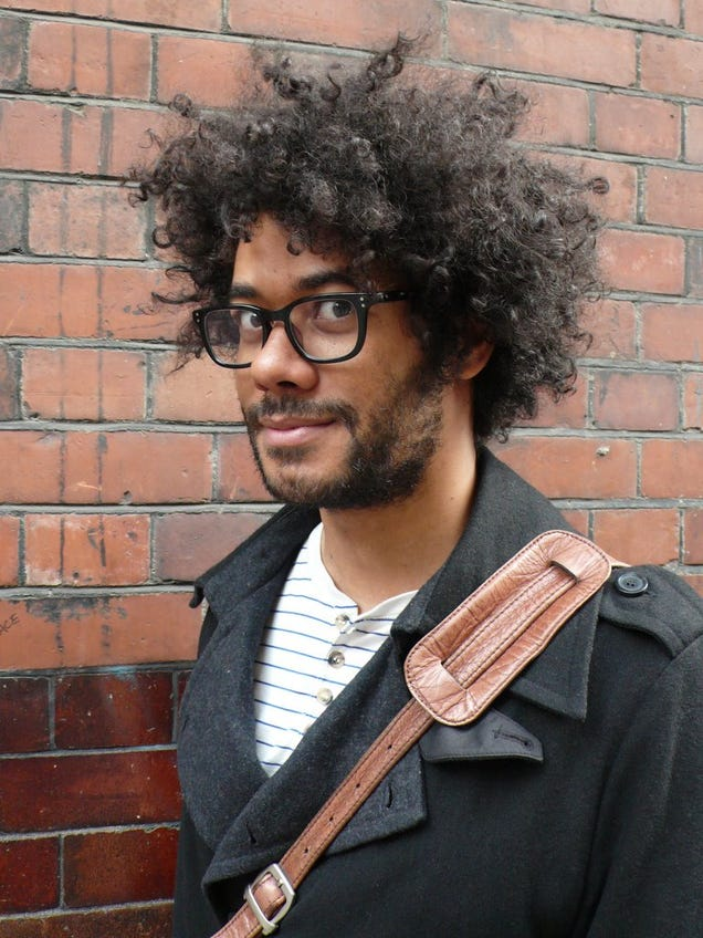 Richard Ayoade's In Laws