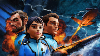 Illustration for article titled A new Gerry Anderson puppet show is heading to Kickstarter