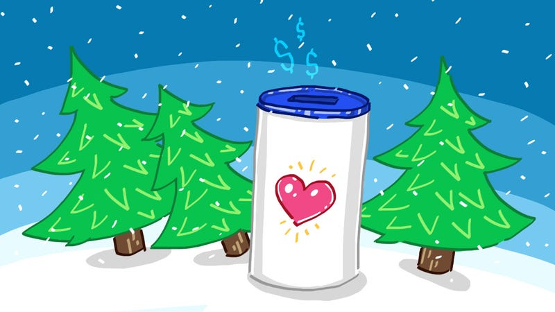 Illustration for article titled The Best Charities to Donate to This Holiday Season