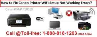 Illustration for article titled How to Fix Canon Printer Not Connecting to Wi-Fi Error?