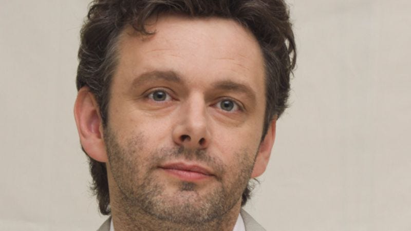 Illustration for article titled Michael Sheen