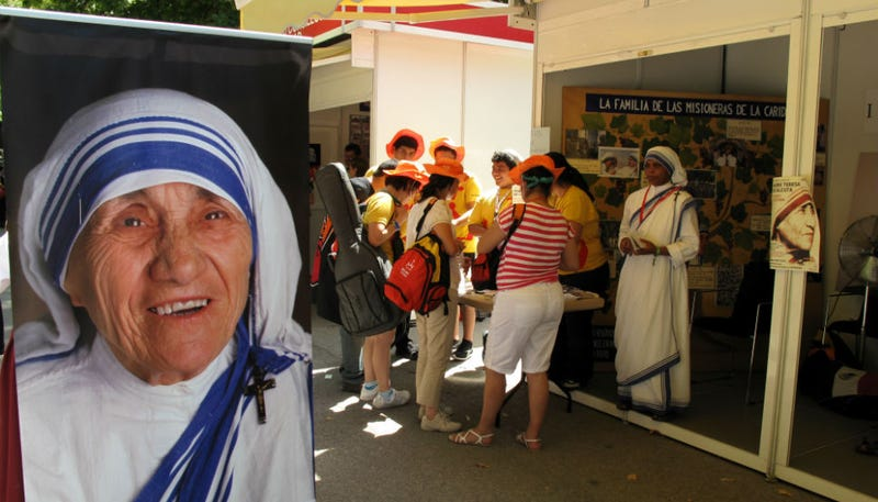 Illustration for article titled Mother Teresa Gets the Biopic Treatment
