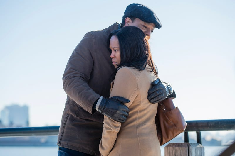 Russell Hornsby and Regina King in Seven Seconds (Netflix)