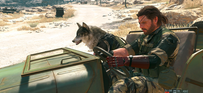 Illustration for article titled Metal Gear Solid V Players Uncover A New P.T. Easter Egg