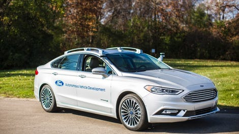 Here S How Much More Advanced Ford New Driverless Fusion Is Than The Old One