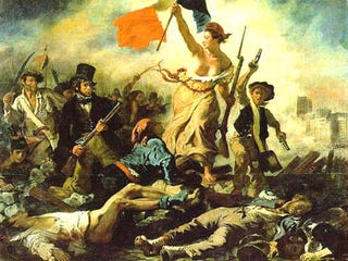 Illustration for article titled French Revolutionaries Blow Up Speed Cameras