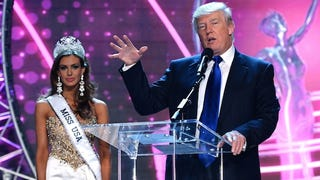 Illustration for article titled Ratings for Donald Trump's Miss USA Pageant Were Abysmal