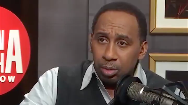Stephen A. Smith Pauses Between Bootlicks To Tell Daryl Morey To Grow Up
