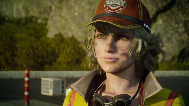 Final Fantasy XV Features A Mechanic Named 'Cidney'
